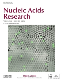 Nucleic Acids Research publication