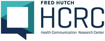 Logo for the Health Communication Research Center