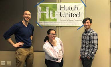Members of Hutch United