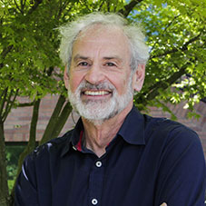 Professional Headshot of Robert N. Eisenman